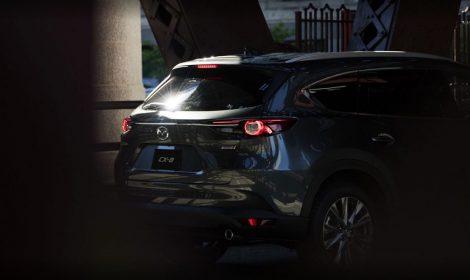 เชิญสัมผัส All-New Mazda CX-8 พร้อมรับข้อเสนอสุดพิเศษก่อนใคร ที่มาสด้า แอลบาทรอส